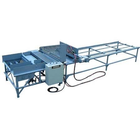 Sheet Metal Cut and Roll Machine